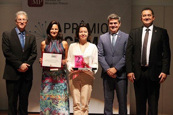 Premiação do CNMP em Brasília