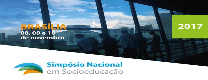 Simpósio Nacional em Socioeducação