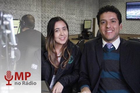 Natasha de Lima e Rafael Osvaldo