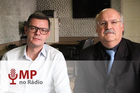 Mauro Rocha e Ciro Expedito Scheraiber