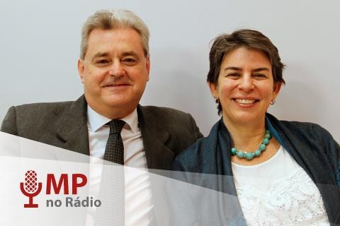 Marcos Fowler e Mônica Azevedo