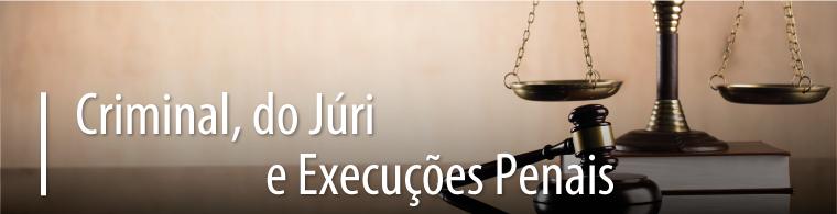 Centro de Apoio Operacional das Promotorias Criminais, do Júri e de Execuções Penais