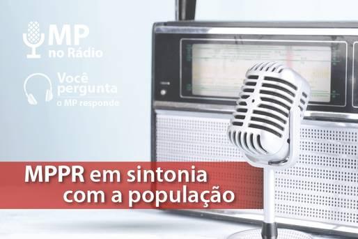Programas de rádio contribuem para aproximar Ministério Público e sociedade