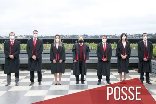 Capa - posse promotores - 31 de maio de 2021