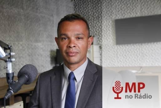 Denilson Soares de Almeida, coordenador da unidade de Curitiba do Gaeco.