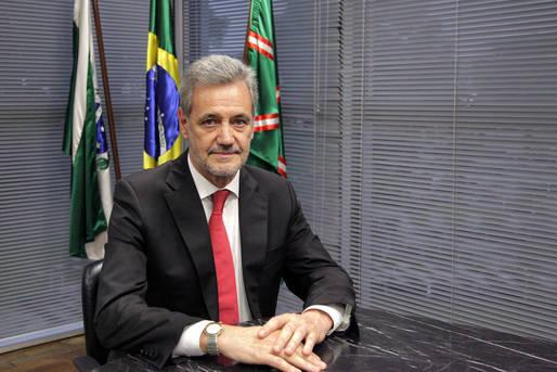 O procurador de Justiça Ivonei Sfoggia foi nomeado nesta quarta-feira, 21 de março, pelo governador Carlos Alberto Richa para o cargo de procurador-geral de Justiça do Ministério Público do Paraná