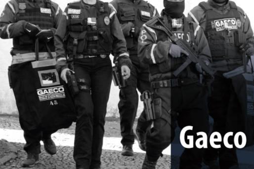 Imagem ilustrativa de matéria sobre Operação do Gaeco