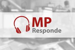 Banner geral com a logo MP Responde