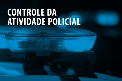 Imagem ilustrativa de matéria sobre balanço do Gaeco sobre mortes em confronto com policiais